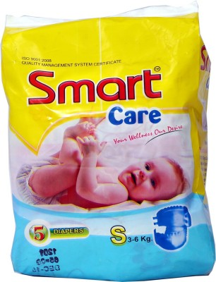 Smart Care diaper type - Small (5 Pieces)