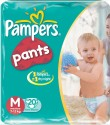 Pampers Pants - Medium - 20 Pieces