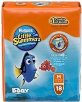 Huggies Little Swimmers Disposable Swim Pants - Medium (72 Pieces)