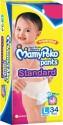 Mamy Poko Pants Standard - Large - 34 Pieces
