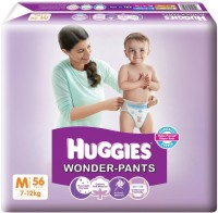HUGGIES WONDER PANTS - Medium (56 Pieces)