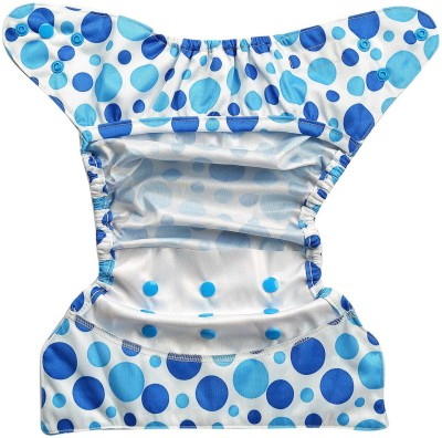 Bumberry Diaper Cover (BB Royal) - One - Size (1 Pieces)