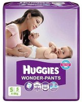 Huggies Wonder Pant S-5 - Small (5 Pieces)