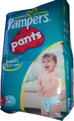 Pamper Medium Size Diaper Pants (Pack of 56)