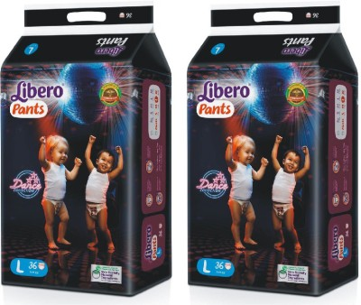 Libero Pants - Large (2 Pieces)