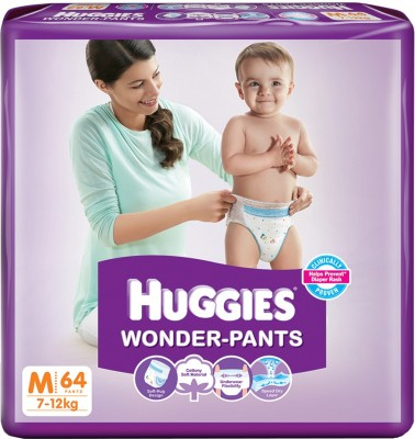 Wonder Pants Medium Size Diapers