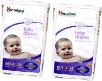 Himalaya Baby Diaper - Medium (2 Pieces)