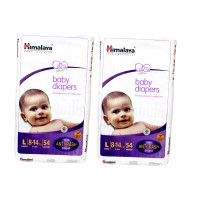 Himalaya Baby Diaper - Large (2 Pieces)