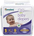 Himalaya Baby Diapers - Small - 9 Pieces