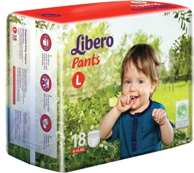 Libero Pants - Large (36 Pieces)