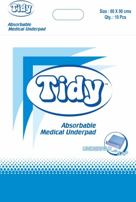 Tidy Underpad - Large (10 Pieces)