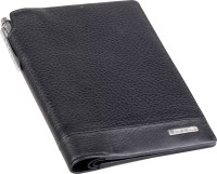 Cross CROSS Men Jotter With Cross Pen - FV - AC028194-1 -Black A7 Note Pad Case Bound (Black)