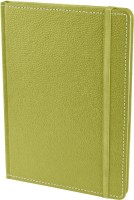 Ecoleatherette Handcrafted Cover Journal A5 Diary Hard Bound (Green)