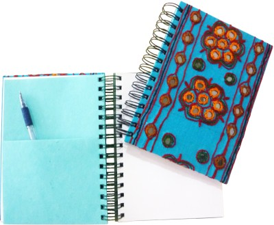 Buy Handpaper Handicraft Notebook Spiral Bound: Diary Notebook