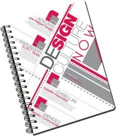 Lycans Design Culture A5 Notebook Spiral Bound