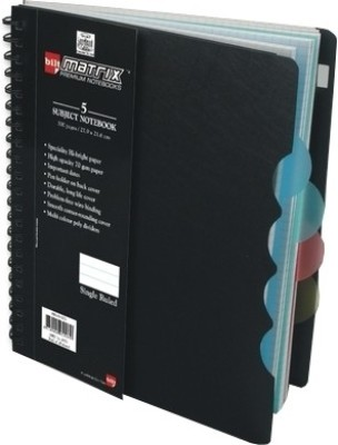 Buy Bilt A5 Notebook Spiral Bound: Diary Notebook