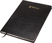 PaperPassion FreeWrites (Set Of 2) A5 Notebook Hard Bound (Black)