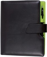 Imagine Products Eco-recycle A5 Notebook Spiral Bound (Black)