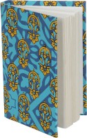 Rajrang Recycled Handmade A6 Notebook Hard Bound (Muticolor) - DIAE5FZKZJSXGKUR