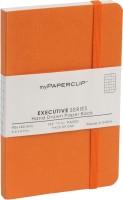 Mypaperclip Mini Notebook (Executive, Orange)
