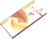 ALL IN ONE SOLUTION Pocket-size Planner/Organizer (One, Multicolour)