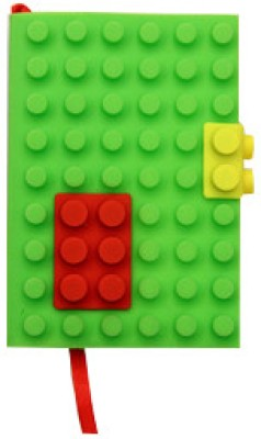 Buy Hit Play Brick Pad (Green) Organizer: Diary Notebook