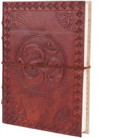 Store Indya Journal Regular Diary Hard Bound (Brown)
