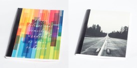 Ink and Graphite Soft Cover Believe And Explore Combo A6 Notebook Stapled