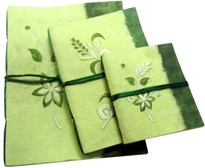Buy Paper Theatre Eco-friendly 3 Journals Set: Diary Notebook