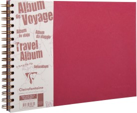 Clairefontaine 297 mm X 210 mm A4 Journal Spiral Bound