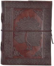 AVTIKES Leather Journal Regular Diary Hand Sewn