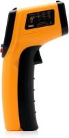 Ambitione AMB2852 LCD Display Digital Temperature Meter Gun Thermometer (Yellow, Black)