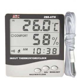 HTC 288-ATH Hygrometer Thermometer