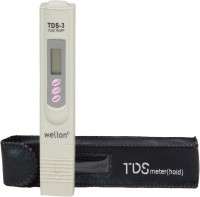 Wellon NT 0025 TDS Meter Thermometer (Black)