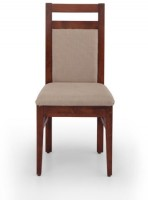 Jivan Solid Wood Dining Chair (Set Of 1, Finish Color - Walnut Brown) - DNCEA4F4WPGD8GGR