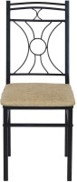 @home By Nilkamal Sidney Metal Dining Chair (Set Of 1, Finish Color - NA)