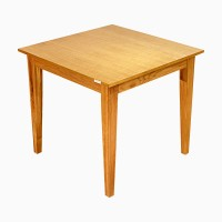 Godrej Interio Mini Engineered Wood 4 Seater Dining Table (Finish Color - Oak Veneer)