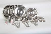 Scitek Pack Of 30 Dinner Set (Stainless Steel)