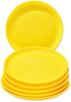 ASP Polyplast Kitchenpride 18 Pc Dinner Set (Polypropylene, Yellow)