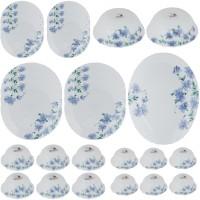 Larah Pack Of 27 Dinner Set (Ceramic) - DNSE6FBFVEWZD8KJ