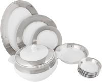 Azure High Quality Designer Dinner Set (Porcelain)