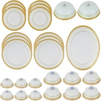Azure Pack Of 27 Dinner Set (Ceramic) - DNSE6FBF8ZG6PCYG