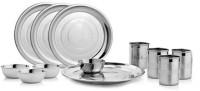 Sssilverware Pack Of 24 Dinner Set (Stainless Steel)
