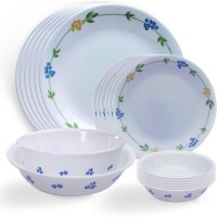 Corelle Livingware Pack Of 20 Dinner Set (Glass)