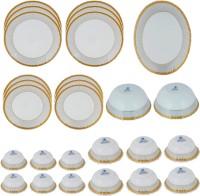 Azure Pack Of 27 Dinner Set (Ceramic) - DNSE6FBFCVBR7FXG