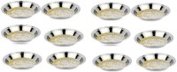 SSSILVERWARE SS-PART-12 Pack Of 12 Dinner Set (Stainless Steel)