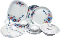 SDP Table King Superior Pack Of 34 Dinner Set (Melamine)