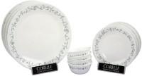 Corelle Livingware Pack Of 12 Dinner Set (Glass)