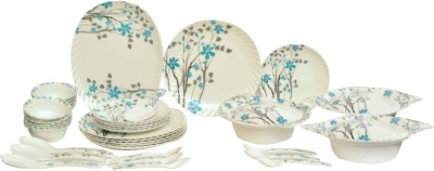 Royal Chef Pack Of 41 Dinner Set (Melamine)