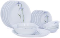Corelle Asia Pack Of 21 Dinner Set (Glass)